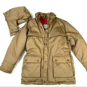 HARDY AMIES Down Winter Coat